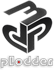 3DPLODDER Логотип